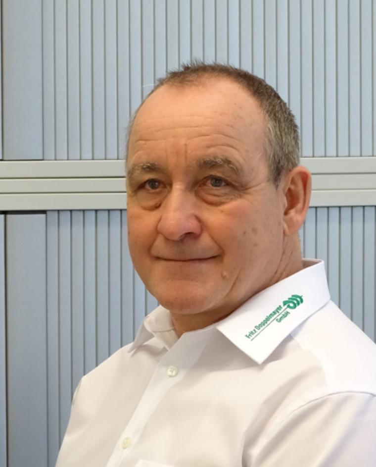 Alfred Fuchs - Projektleiter bei Fritz Doppelmayer GmbH