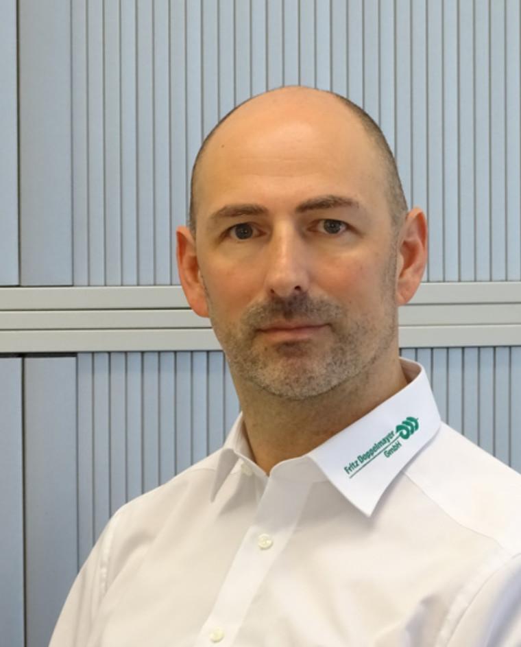 Nicolas Wartosch - Isoliermeister & Geschäftsführer bei Fritz Doppelmayer GmbH